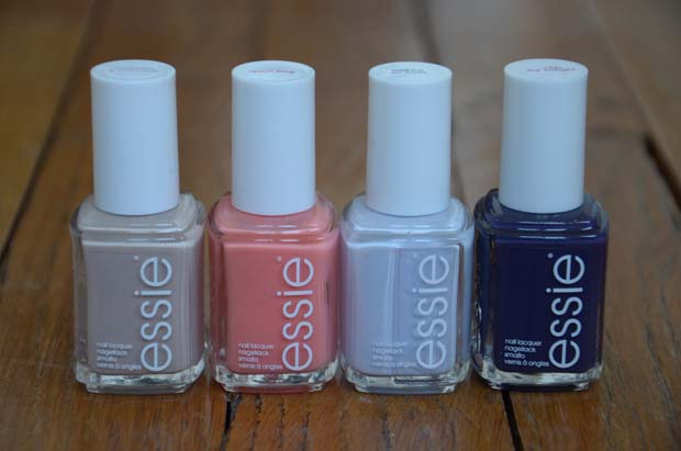 resort collection essie